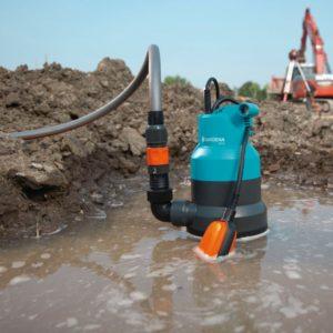 pompe de relevage eaux boueuses