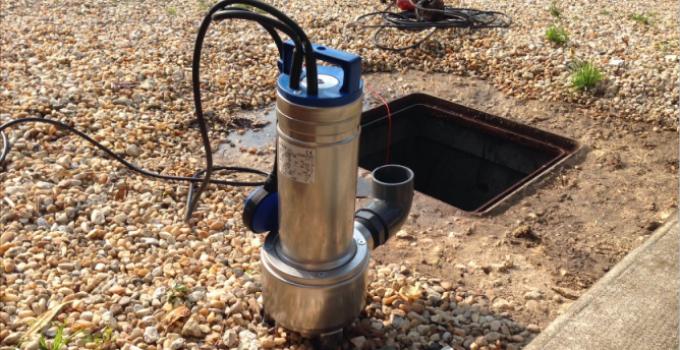 pompe de relevage eaux usees a la une