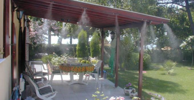 brumisateur de terrasse